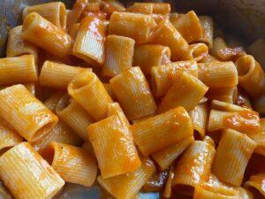 Real amatriciana recipe