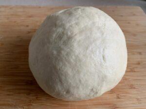 Tigelle - dough