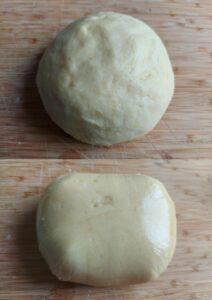 Raviole bolognesi - dough