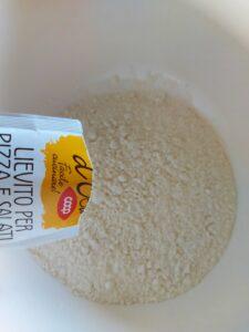 Piadina romagnola - powders