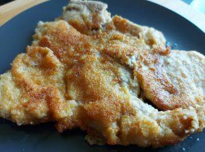 Cotoletta alla milanese - fried